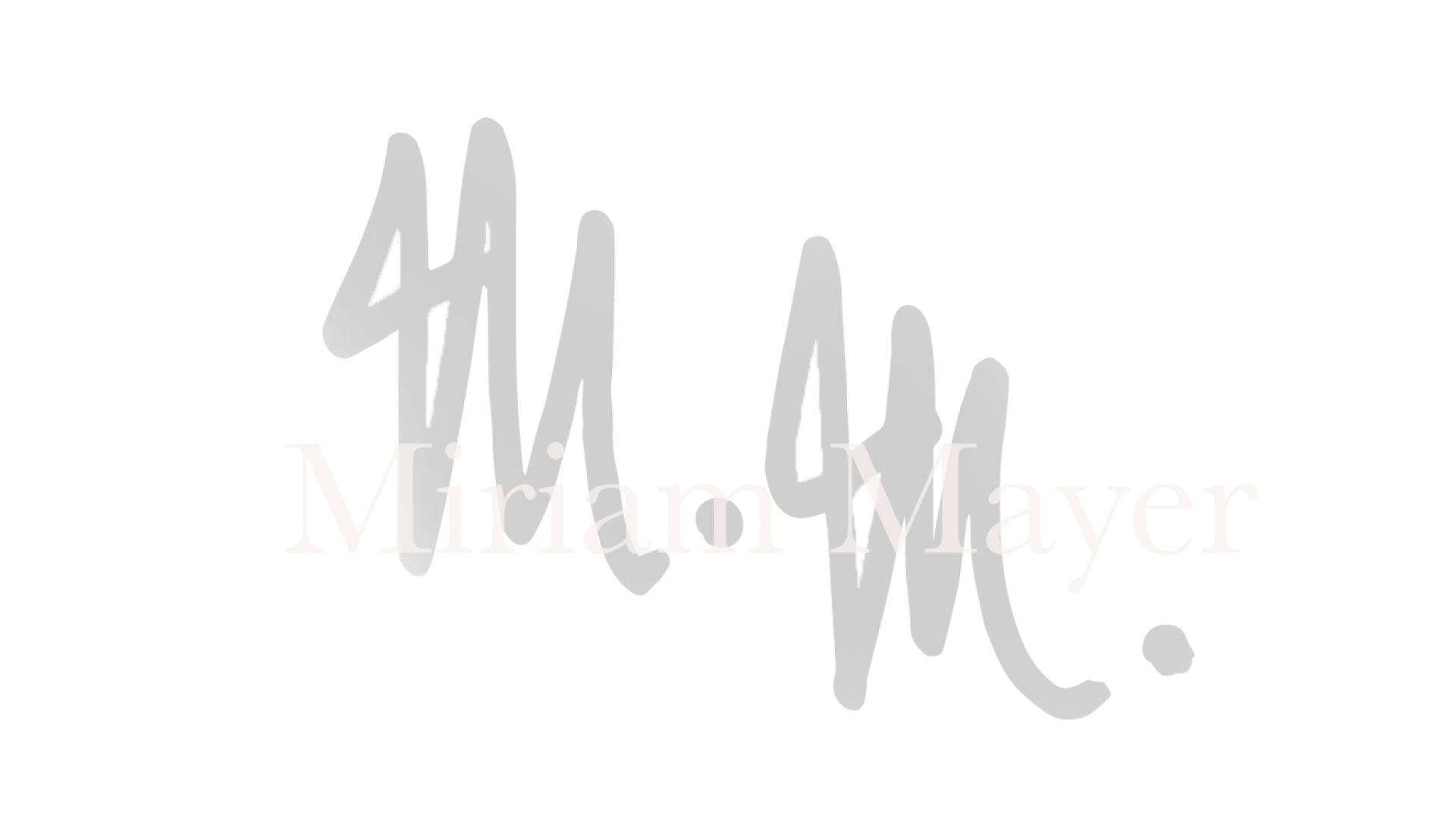 Miriam Mayer Visuals